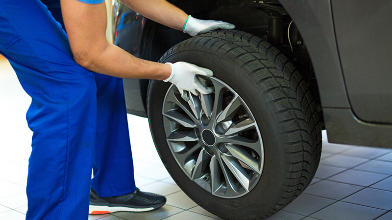 Your One Stop Shop  For Everything Tires
