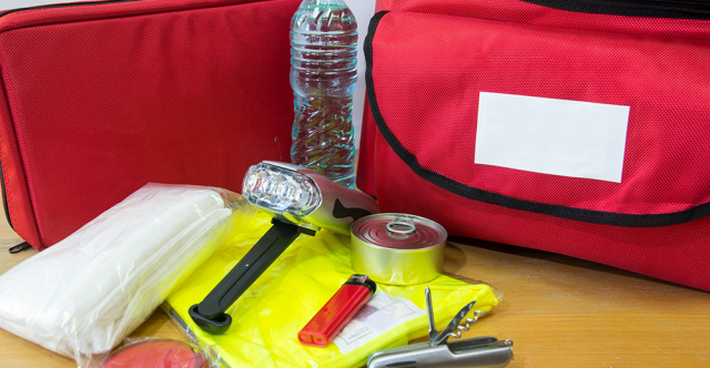 Build Winter Safety Kit With Household Items